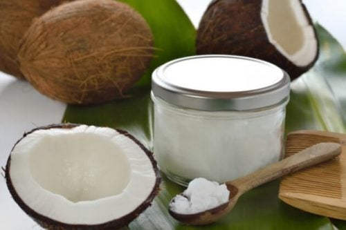 Кокосовое маслодля ухода за кожей