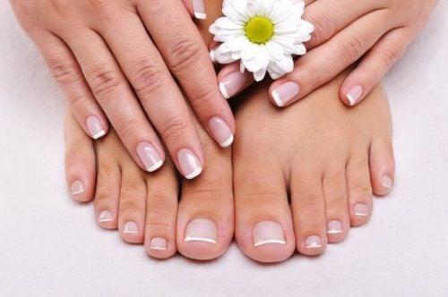 Натуральные средства при проблемах с ногтями