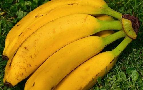 Бананы дарят хорошее настроение
