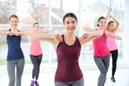 Избавиться от лишнего веса танцуя