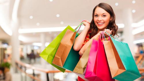 Лишний вес и шоппинг