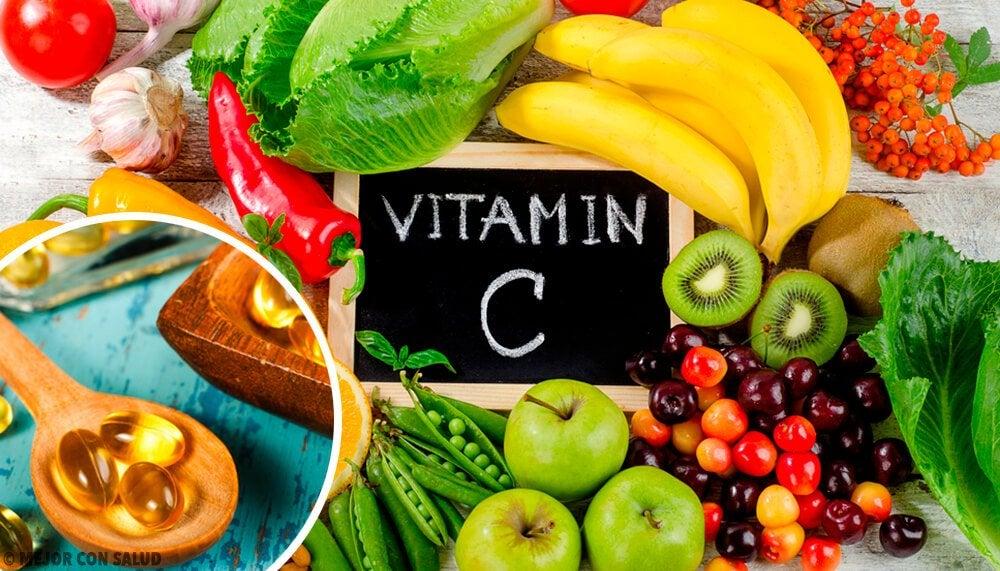 Камни в почках и витамин С