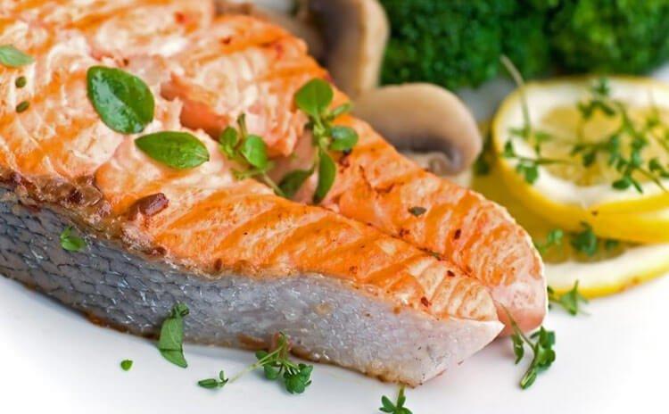 Легкие и полезные ужины и рыба