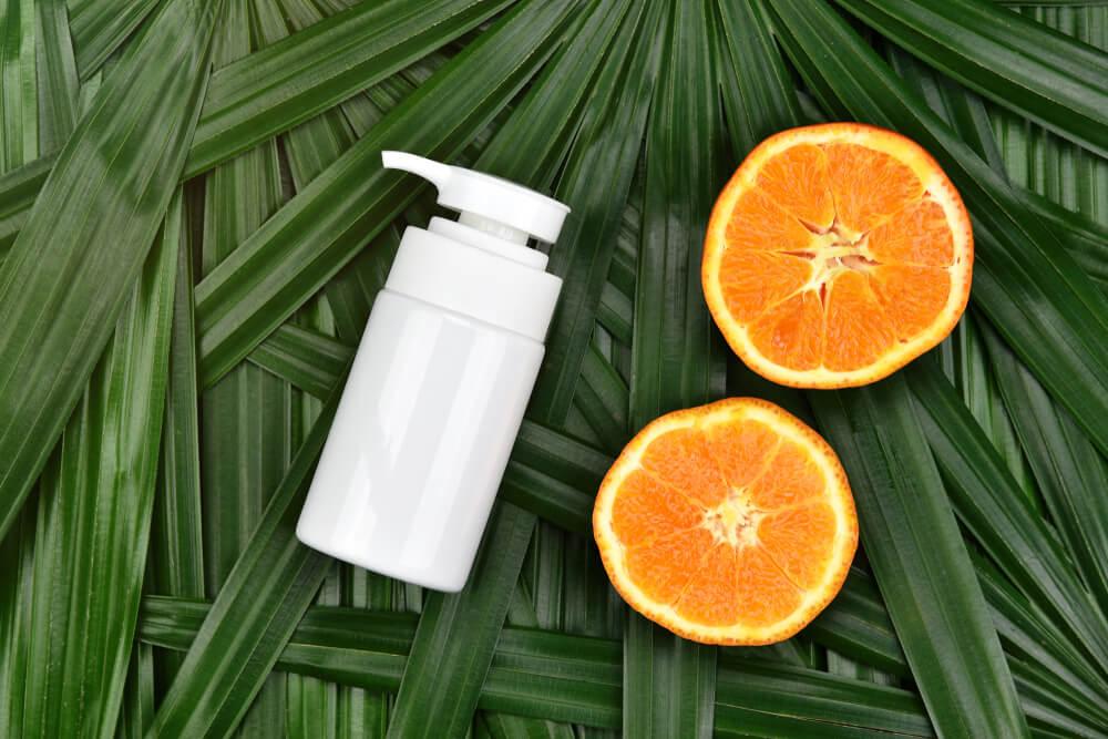 Ночной крем из апельсина