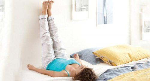 Поднятые ноги и что такое варикоз