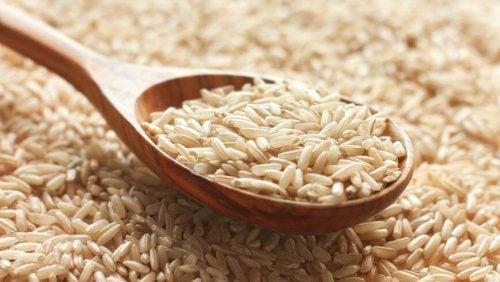 Рис и мышцы