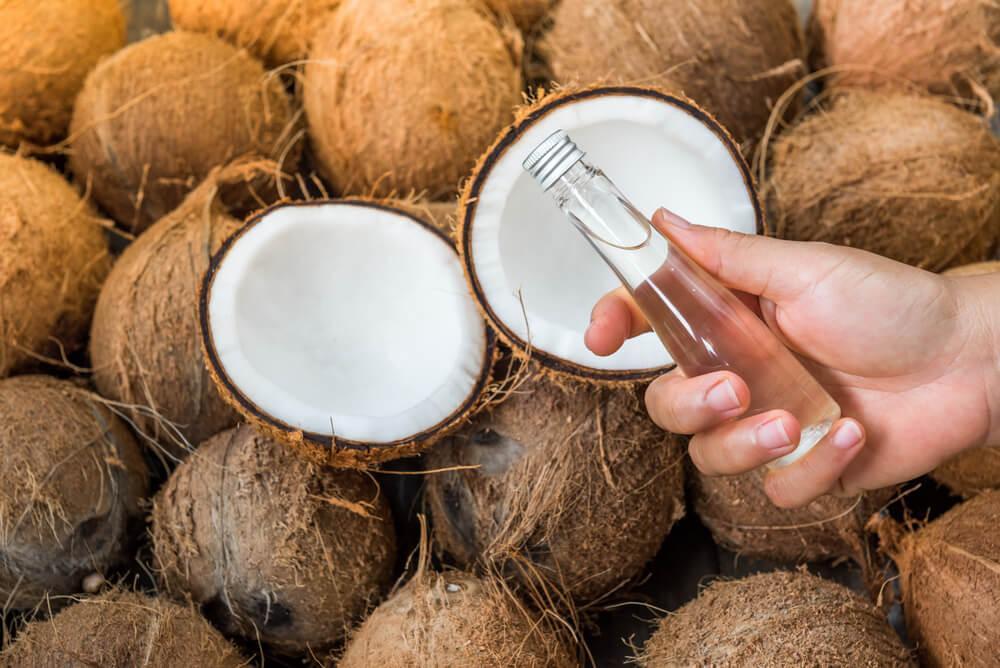 Вылечить псориаз с кокосовым маслом