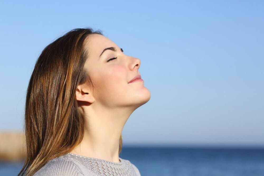 Глубокое дыхание поможет сбросить вес постепенно