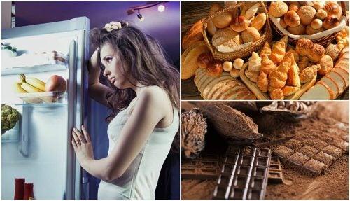 10 продуктов, которые не стоит есть перед сном