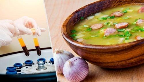 4 вкусных рецепта, которые помогут поднять уровень тромбоцитов в крови