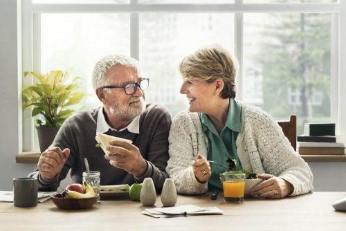 Питание: 5 изменений в диете после 40 лет