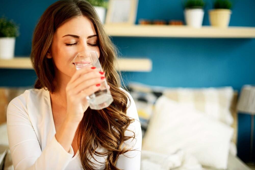 Пей больше воды чтобы сбросить вес постепенно