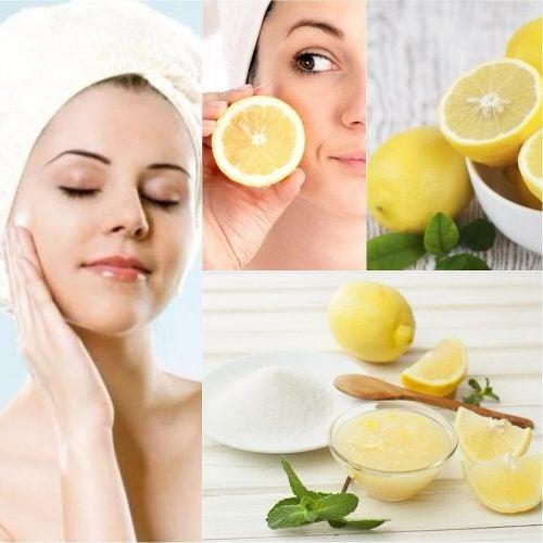 6 способов использовать лимон для ухода за кожей