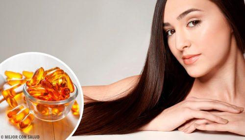 6 витаминов, которые ускорят рост волос
