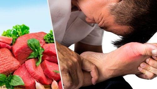 7 продуктов, которые повышают уровень мочевой кислоты в организме