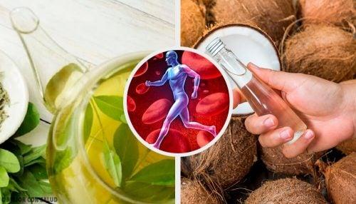 Хорошее кровообращение: попробуйте эти 7 натуральных рецептов