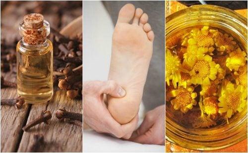 Как снять боль в пятках при помощи 6 натуральных средств