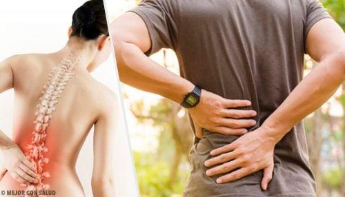 Боль в спине: 6 негативных последствий для здоровья