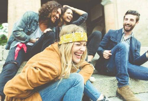 Друзья снимают стресс