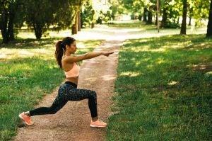 Упражнения и стресс