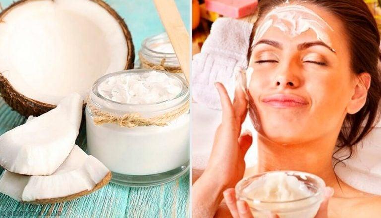 Как использовать кокосовое масло для ухода за кожей и волосами?