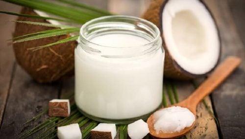 Кокосовое масло и повышенная потливость