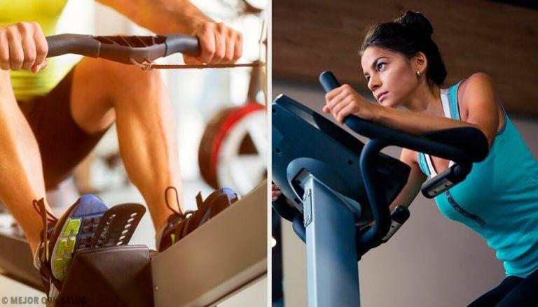 Какой тренажер эффективнее всего сжигает калории?