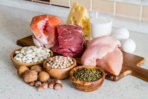 Виды белка и пример сочетаний продуктов