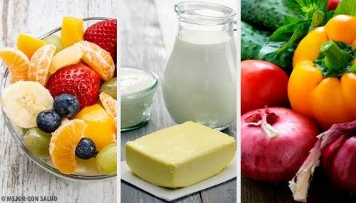 Сочетания продуктов, которые вредны для здоровья
