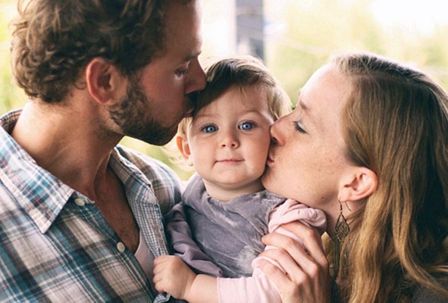Ссоры на глазах у ребенка