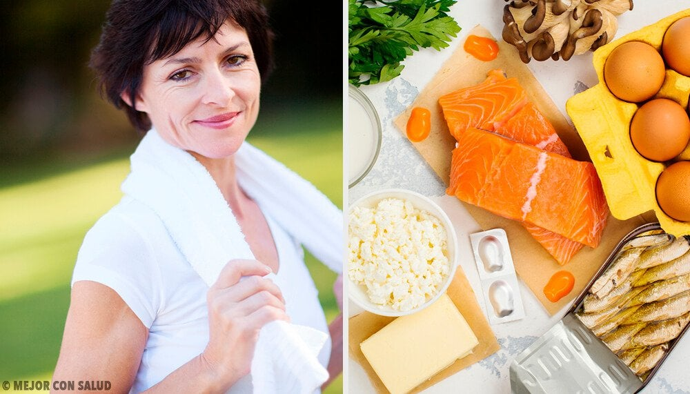 6 типов питательных веществ, которые просто необходимы после 40!