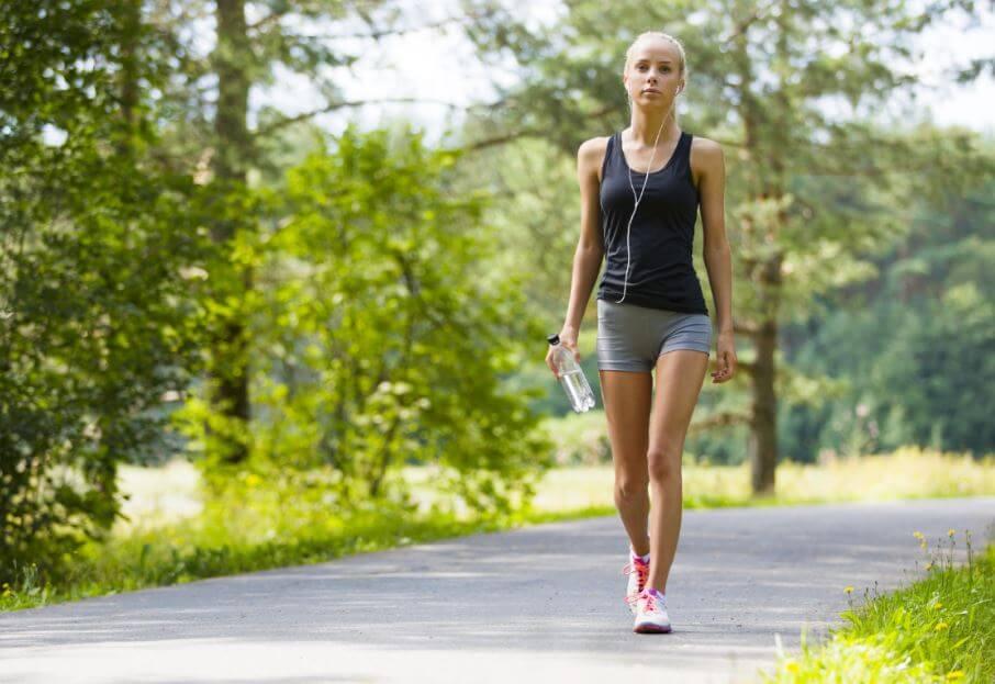 Ежедневная прогулка и ее невероятная польза!