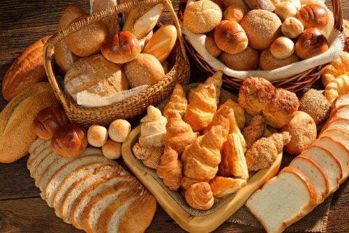 Хлеб перед сном