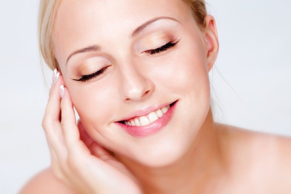 Идеальный макияж и увлажнение
