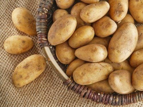 Картофель и конъюнктивит