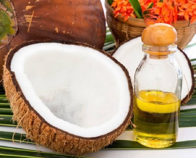Как ускорить рост волос с помощью кокосового масла