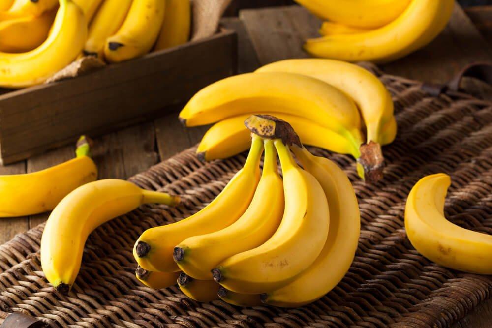 Два банана в день помогают сбросить вес
