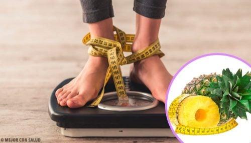 Лишний вес: попробуйте это средство из кожуры ананаса и будьте стройнее с каждым днём