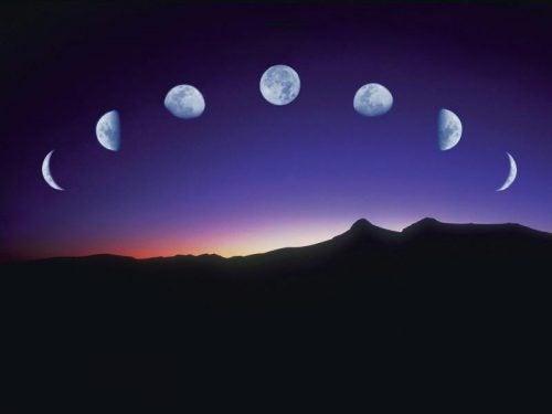 Каким образом Луна влияет на человека?