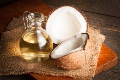 Кокосовое масло и конъюнктивит
