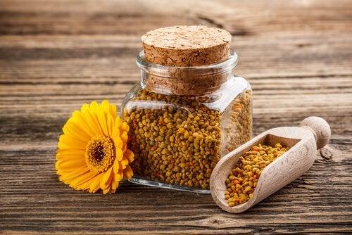 Пчелиная пыльца улучшает плохой аппетит у детей