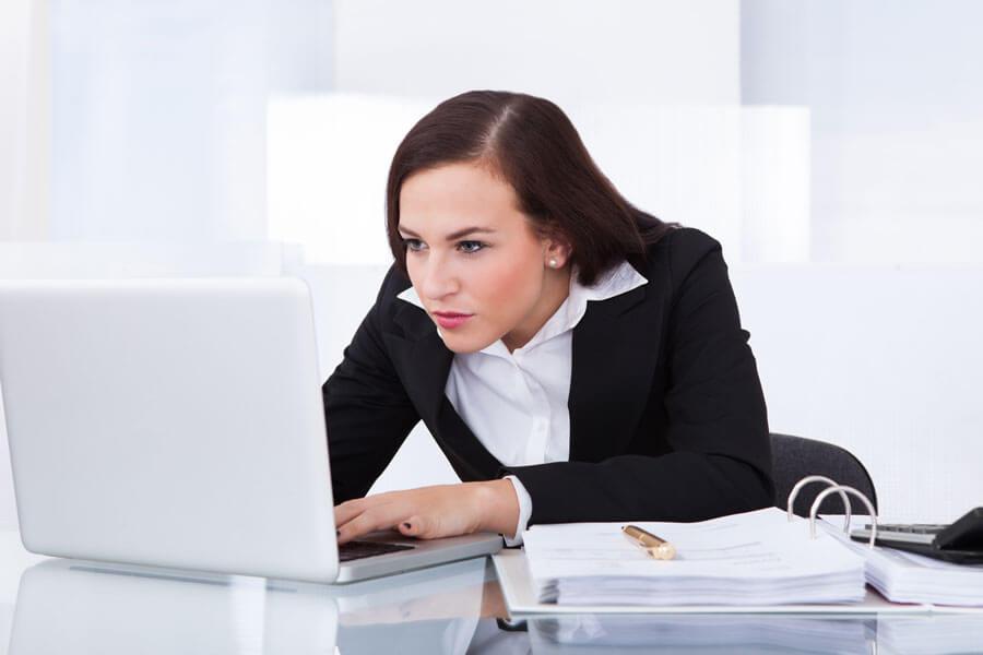 Флебит и работа за компьютером