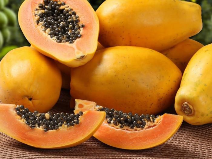 Семена папайи и почки