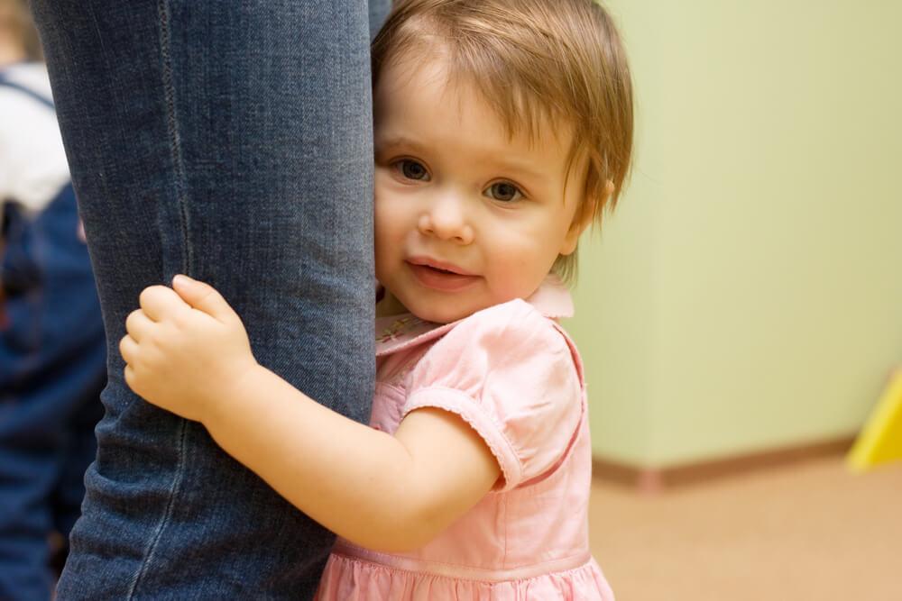Ссоры на глазах у ребенка и страх