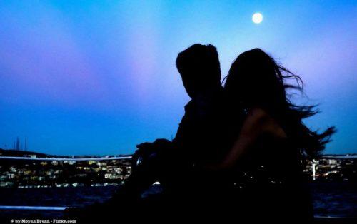 Луна и страсть