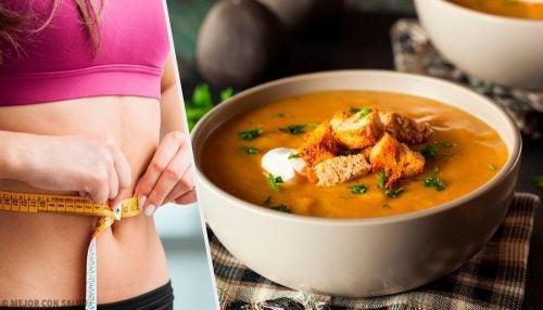 Откройте для себя новый суп, сжигающий жиры