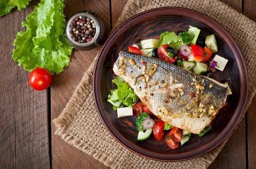 Рыба на ужин и колит