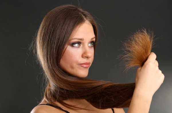 Натуральные маски и здоровые блестящие волосы