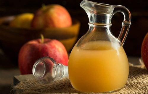 Яблочный уксус и конъюнктивит