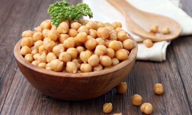 Протеины и нут
